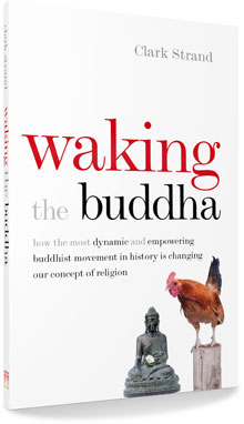 Waking the Buddha book